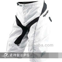 Troy Lee Moto Shorts/Bicycle Cycling Cycle MTB BMX DOWNHILL Shorts/Motorcycle Motorcross Short/TLD Bike Pant white