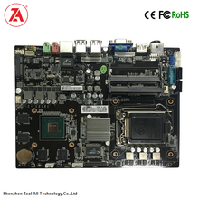 lga 1151 motherboard with 2 DDR3 Memory Nvidia Gtx 750Ti Graphics for gaming Intelligent Building Intelligent Retail