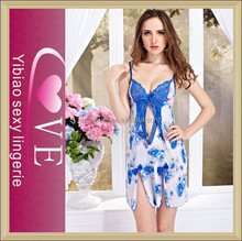 2015 New Designs Wholesale Open Chest Sexy Mature Women Sleepwear,Sexy Lingerie ,Sexy Sheer Clothes