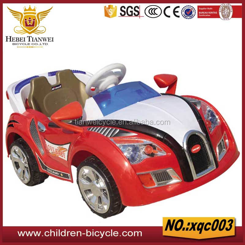 Wholesale ride on battery operated kid baby car,baby remote control ride on car toy for boy