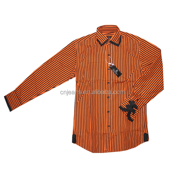 GZY factory overstocks many designs mixed men fashion shirts