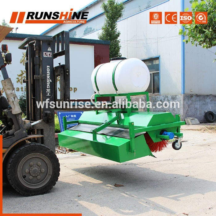 Top Manufacturer OEM ODM Mechanical Sweeper Machine