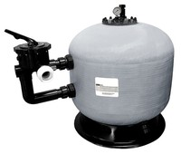 SS700 Side-Mount Sand Filter with Multiport Valve