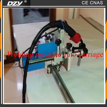 TIG double torch automatic welding carriage machine for pipe