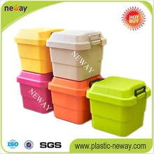 PP New Style Fancy Clothes Plastic Storage Box