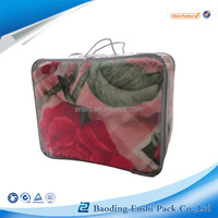 New Type New Design Popular Model Pvc Quilt Packing Bags
