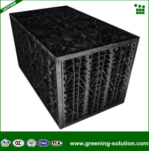 Factory Sustainable Underground Soakaway Crate Plastic Water Storage Tanks