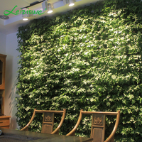 Shengerda leizisure best price outdoor plastic indoor plant green wall
