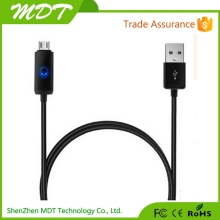 Fashionable latest novel design usb cable making