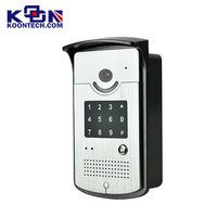 Multi Apartments Door Phone For Apartments/Building Intercom Intercom System