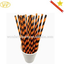 Halloween Paper Straw Party decorative for Halloween items
