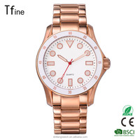 2016 Fashion Digital Watches Men Led Full Steel rose gold Male Clock Men Military Wristwatch Quartz Sports Watch