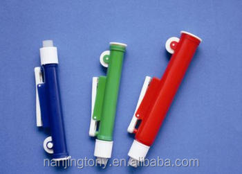 high-quality disposable pipette pump