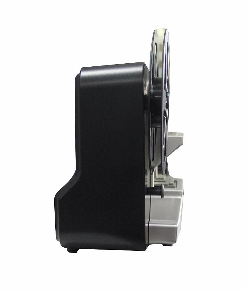 2017 super 8 8mm roll film scanner digital film converter. Black Bedroom Furniture Sets. Home Design Ideas