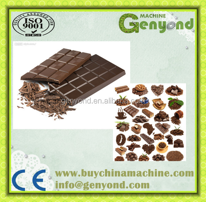 chocolate bar/paste production/processing machine /equipment