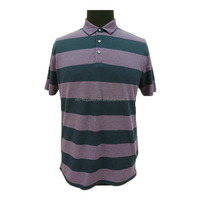 men's polo T shirt latest design with colourful stripes design for summer