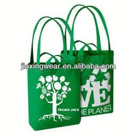 Hot sales hot sales city name printing canvas souvenir bag for shopping and promotiom