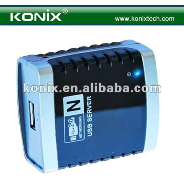 Networking USB 2.0 Server M4(model:W735-68M4A)