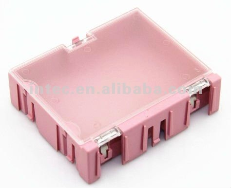 Component storage box / Small parts storage cabinet/SMD Tool Plastic Storing box L00007