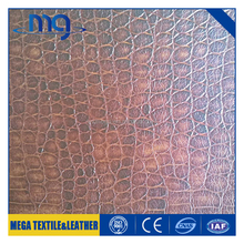 Newly synthetic leather raw material for sofa best selling products