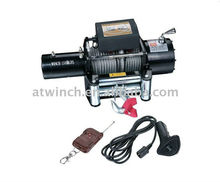 Electric Recovery Winch 15000lb 12V 4x4 ATV Trailer with Remote Control