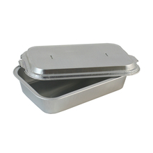 300ML Ovenable airline aluminum foil tray