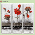 FG-02409 Handmade oil painting beautiful flower paintings