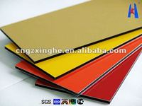 poly coat aluminum composite panel/insulated aluminum panel