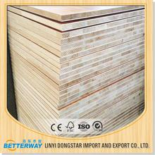 3mm triply melamine warm white plywood board