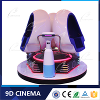 Most Profitable Products VR Egg Cinema 9D Movie Theater 9D Cinema Simulator Equipment Used Simulators For Sale