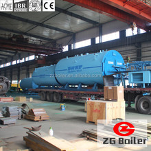 Second Generation High Efficient industrial half ton steam boiler