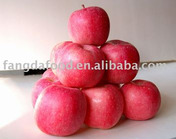 Fresh Fuji apple/Chinese red apple/sweet apple