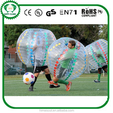 HI Fun Promotion giant inflatable water bubble ball