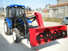 China Supplier tractor front mounted snow blower with CE cerfication