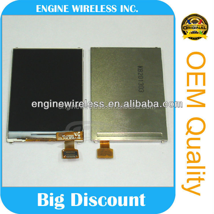 Brand new For samsung c3520 LCD distributor