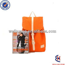 Reusable material big book bag school