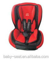Baby car seat with ECE R44/04 certification for group 0+1(0-18kg,0-4years baby)