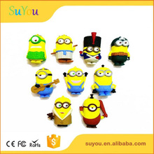 Minions Power Bank Despicable Me Minions 8800 mah OBOE Cartoon Power Bank