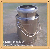 High Quality Metal Milk Bucket