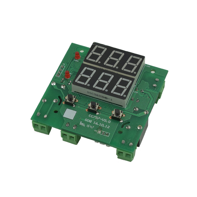 <strong>Temperature</strong> and humidity controller digital thermostat control board for incubator