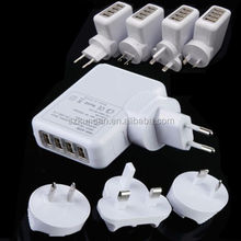 factory specialized in SAA/UL/EU/UK AC Power Plug all in 1 travel electrical universal plug charger adapter us uk eu SZKUNCAN