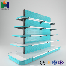 easy design fixtures thailand wholesale grocery store market display stand shelving shelf rack furniture equipment