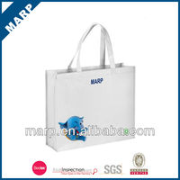 Natural shoppong tote cotton bag