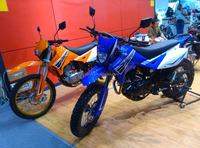 125/200/250cc 4 stroke EEC super moto and Trail enduro and Off road dirt bikes