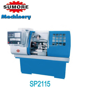 SP2115 gsk controller cnc draaibank machine specificatie prijs in india