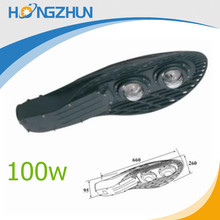 Outdoor IP67 waterproof aluminum alloy 100w led street light shell