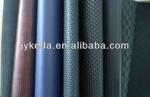 pvc artifical leather and faux leather fabric for sofa