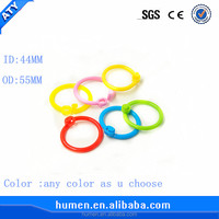 Snap plastic rings for kids