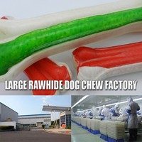 2014 new latex pet toy natural rawhide knotted dog chew snack healthy snacks dog chew And Dog Application Crab