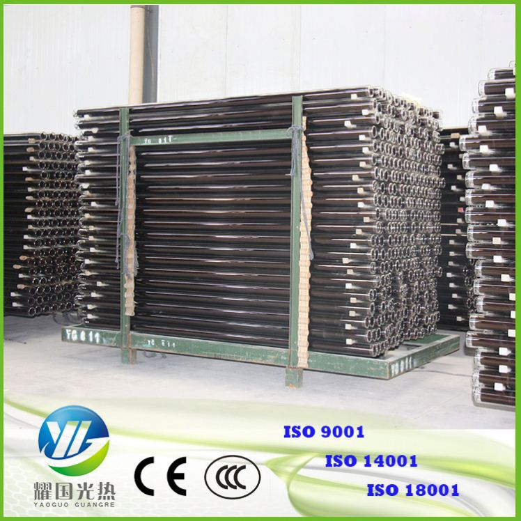 High Efficiency Vacuum Tube Solar Thermal Panels Price System